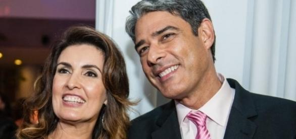 O casal esteve junto durante vinte e seis anos