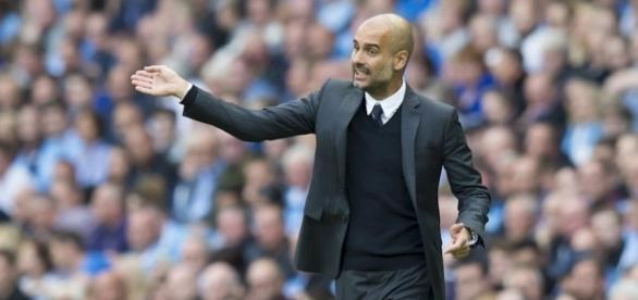 Pep Guardiola's tactics dazzle journalists on Manchester City's ... - mancity.com