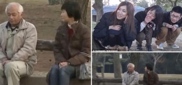 Un cuplu japonez cu trei copii nu au vorbit timp de 20 de ani, deși locuiau împreună - Foto: colaj capturi YouTube