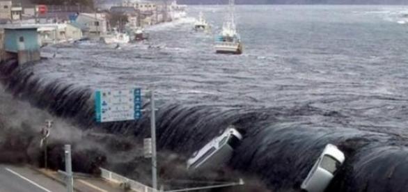 Alerta de tsunami coloca o mundo em alerta