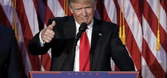 Donald Trump será o 45º presidente dos Estados Unidos (Foto: Divulgação)