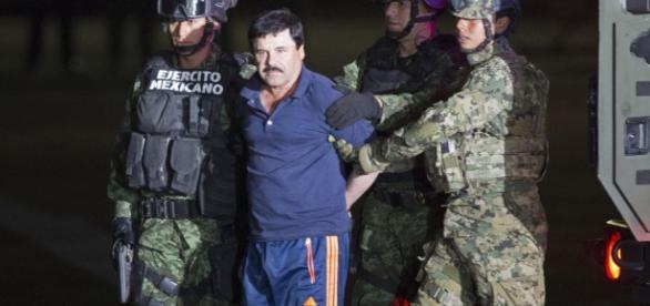 El Chapo' Guzmán fue recapturado, anunció Enrique Peña Nieto