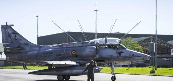 Força Aérea Brasileira localiza importante prova para as investigações da queda de avião que transportava o ministro Teori Zavascki, moro no acidente