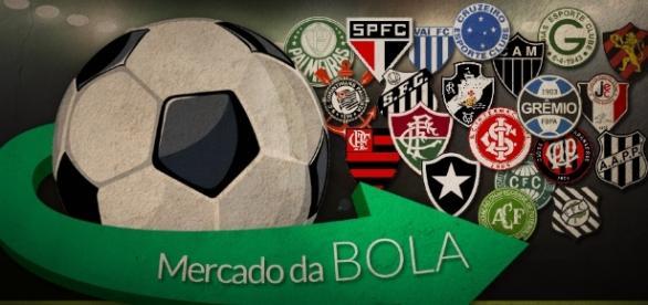 Mercado da bola: Palmeiras e Flamengo miram Libertadores de 2017