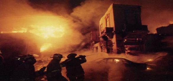 México arde en llamas que nos están destruyendo