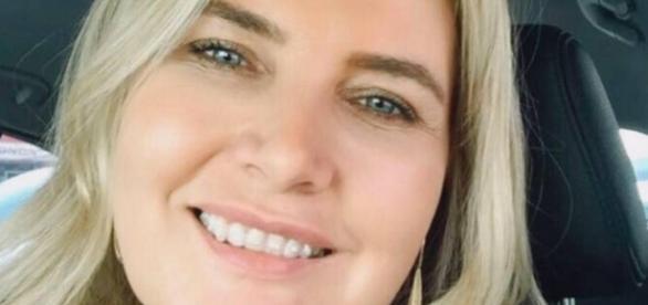 Namorada de Teori, Liliana Schneider, diz que atravessa momento muito difícil