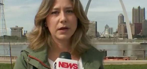 Repórter da GloboNews 'se engana' ao entrevistar Vesgo, do 'Pânico'