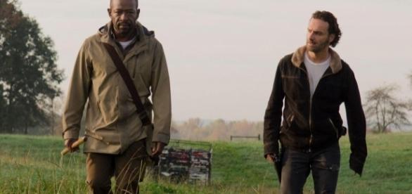 The Walking Dead : Lennie James annonce une trahison surprenante dans la seconde partie de la saison !