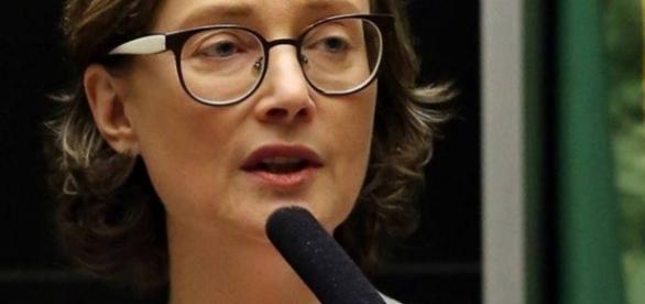 A deputada Maria do Rosário já foi ministra da Secretaria dos Direitos Humanos