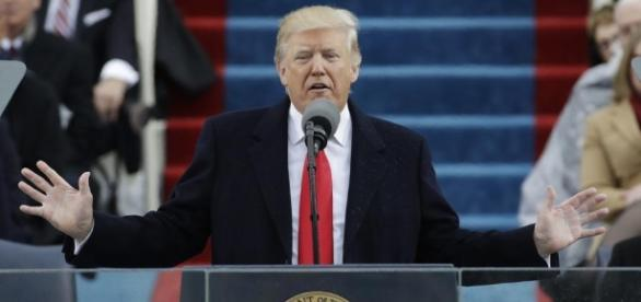 Donald Trump, sworn in as US President, ... - hindustantimes.com
