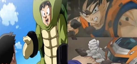 Dragon Ball Super 75: Goku vs Gohan