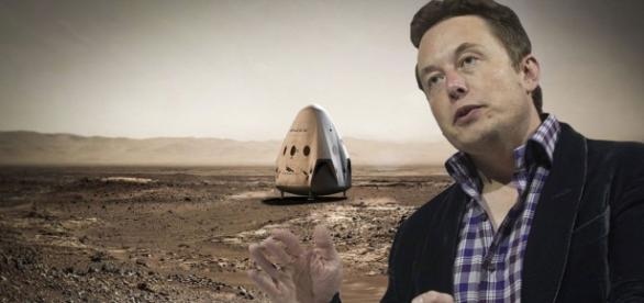 Elon Musk wants SpaceX Mars astronauts to dress as SUPERHEROES ... - mirror.co.uk