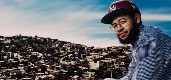 Emicida sempre fez questão de abordar um rap antirracismo