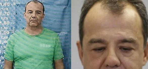 Ex-governador tem medo de ser abusado sexualmente no banho