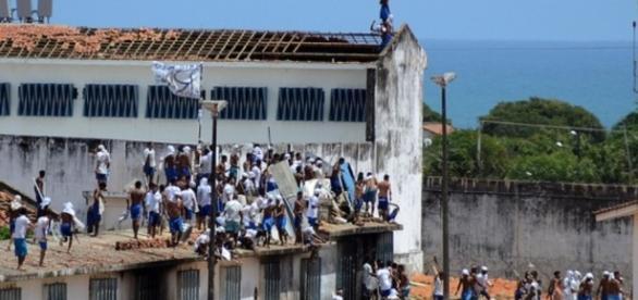 Governo do Rio Grande do Norte avisa que não vai negociar com facções.