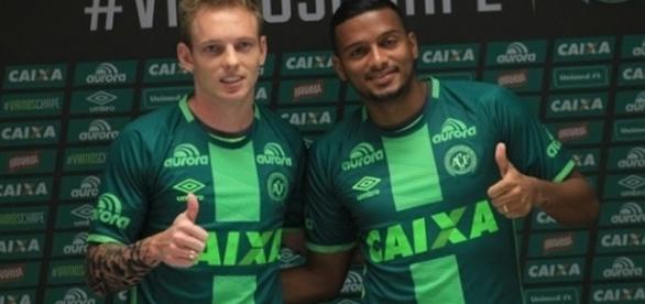 Moisés Gaúcho e Reinaldo são dois dos novos contratados