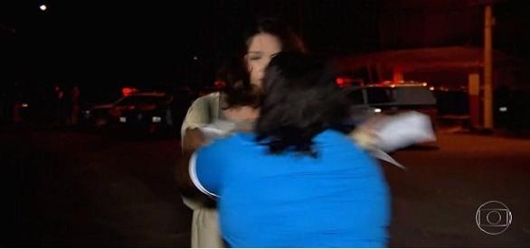 Repórter da TV Globo Minas é agredida em transmissão ao vivo