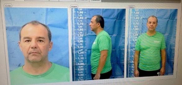 Sérgio Cabral está com medo de ser molestado pelos presos de Bangu