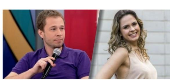 Ana Paula fica fora do BBB17 por ter se desentendido com o novo apresentador