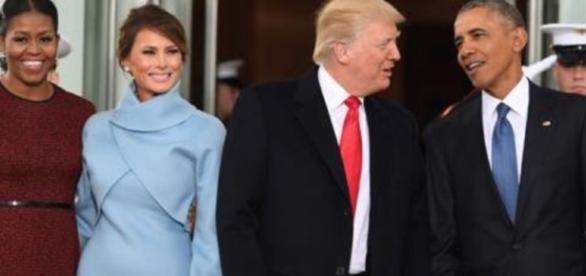 Come cambia il sito della Casa Bianca con Trump presidente - intelligonews.it