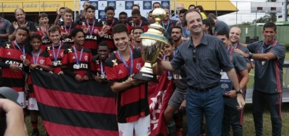 Foi o segundo título do Flamengo na competição
