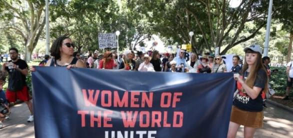 Hundreds of thousands of women protest against U.S. President ... - thestar.com