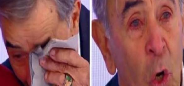 Ivo Holanda chora em homenagem - Google