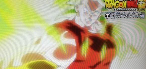 La joven saiyajin que se coniverte en super saiyajin muy similar a Broly