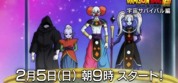 Nuevos personajes de Dragon Ball Super