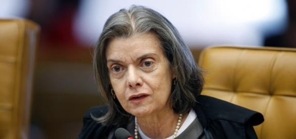 Presidente do Supremo Tribunal Federal (STF), Cármen Lúcia