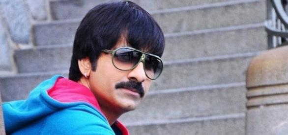 Ravi Teja (Image credits: Twitter.com/Rajkamal6666)