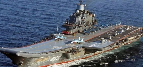 Russia will deploy their only aircraft carrier to the ... - businessinsider.com BN support
