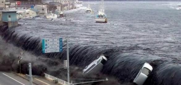 Tsunami é alertada, em especial no pacífico - Google