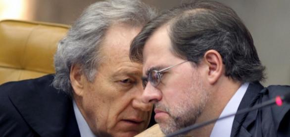Dias Toffoli e Lewandowski vão almoçar juntos em churrascaria