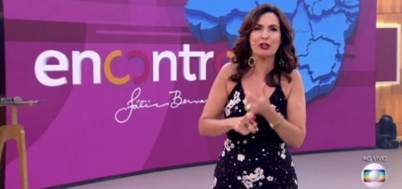 Fátima Bernardes surpreendeu no seu retorno