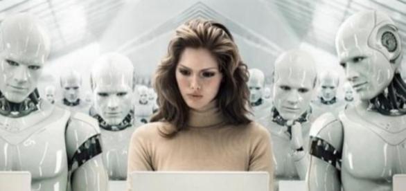 Inteligência artificial causará fortes impactos no mercado de trabalho. (FONTE: <https://suprimatec.com/>)