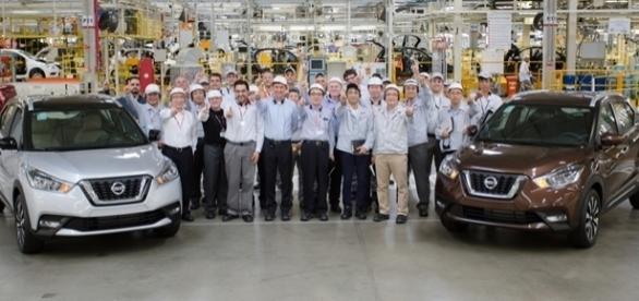 Nissan Kicks passará a ser produzido na fábrica de Resende (RJ) até junho