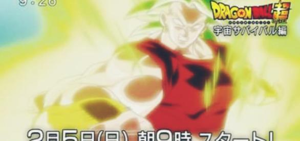Nuevo personaje de la serie Dragon Ball Super