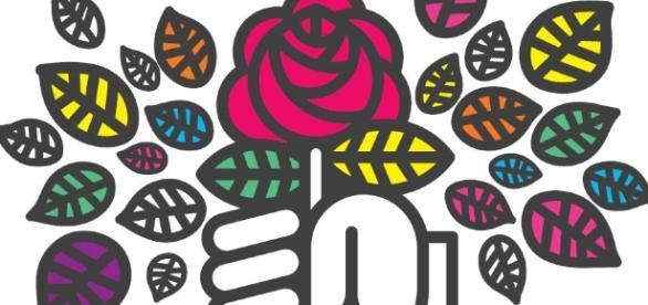 Parti Socialiste logo - Presidentielle
