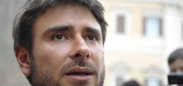 Alessandro Di Battista del M5S (foto: lintraprendente.it)