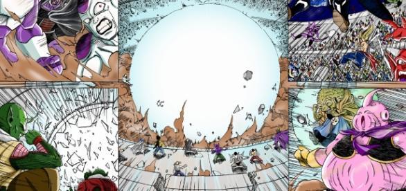Dragon Ball Multiverse y su torneo