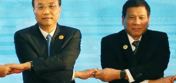 Duterte busca consumar el acercamiento de Filipinas a China ... - elpais.com