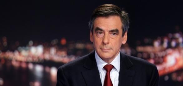 Francois Fillon, candidato all'Eliseo per i repubblicani