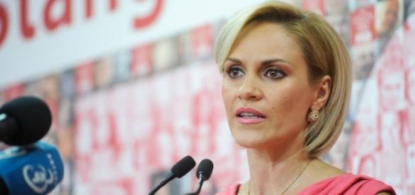 Gabriela Firea rupe tăcerea cu privire la Klaus Iohannis