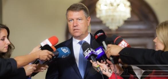 Iohannis cere reexaminarea legii prin care este... | News.ro - news.ro