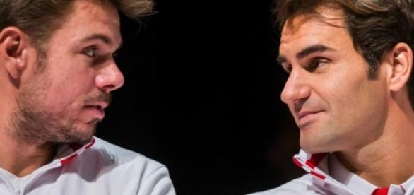 Les deux Suisses, Wawrinka et Federer, s'affronteront en demie à Melbourne