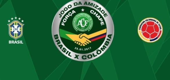 O 'Jogo da Amizade' será em prol da Associação Chapecoense de Futebol