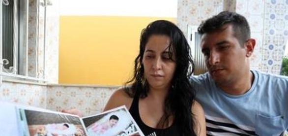 Pais de sofia denunciam professora a polícia.
