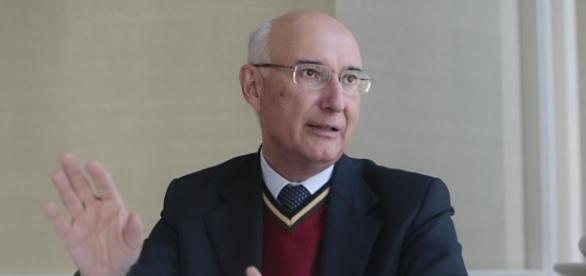Presidente do TST, Ives Gandra Martins Filho