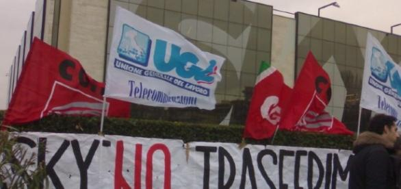 Sky: Roma, sciopero dei gornalisti contro il trasferimento - lultimaribattuta.it